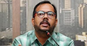 Aktivis HAM, sekaligus Direktur Lokataru Foundation, Haris Azhar