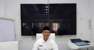 Kepala Badan Pendapatan Daerah (Bapenda) Dumai, Marjoko Santoso
